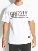 Grizzly T-Puds Fruity Peebles Stamp T-Shirt