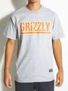 Grizzly Premiere OG Stamp T-Shirt