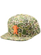 Grizzly Quality Goods Snapback Hat