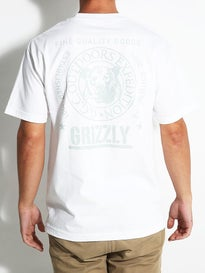 Grizzly Silver Back Reserve T-Shirt