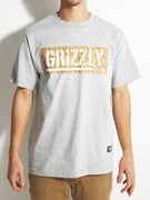 Grizzly Springfield Camo Box T-Shirt