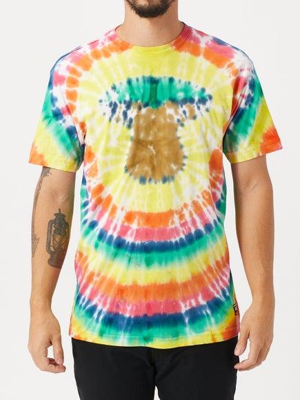 d3499fd590ea0 Grizzly Home Grown Shroom Tie Dye T-Shirt