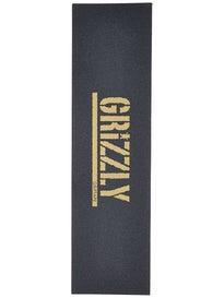 Grizzly Stamp Print Griptape Gold