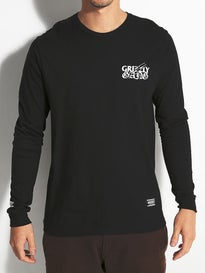 Grizzly Terror Gang Longsleeve T-Shirt