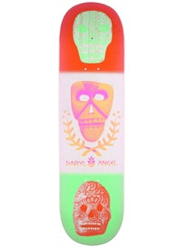 Habitat Angel Skull Stack Deck 8.375 x 32.125