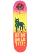 Habitat Delatorre Tooth and Claw Deck 8.25 x 32.38