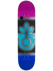 Habitat Dot Gain Logo Deck 8.0 x 31.6