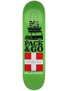 Habitat Delatorre Pack & Go Deck 8.25 x 32.375