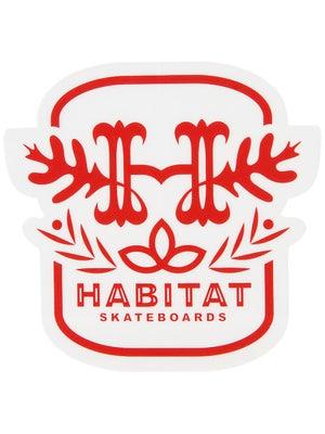 Habitat Monogram Sticker