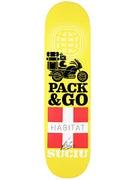 Habitat Suciu Pack & Go Deck  8.5 x 32.38