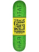Habitat Terrain Unlimited Green Deck 8.25 x 32.375
