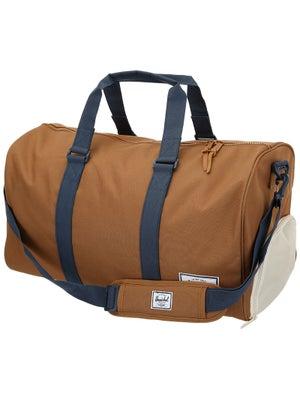 Herschel Novel Duffle Bag Caramel/Navy/Natural