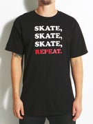 High School Dropout Skate Repeat T-Shirt