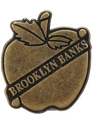 HUF Brooklyn Banks Pin