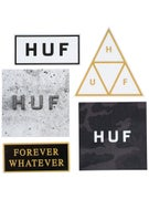 HUF Fall 16 Sticker 5pk