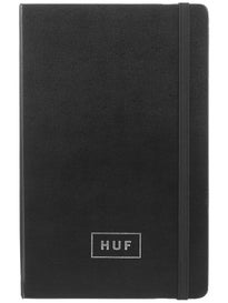 HUF Leatherbound Notebook