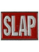HUF x Slap Masthead Pin