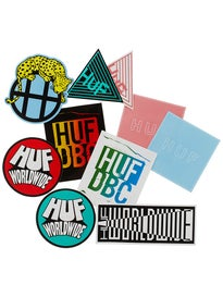 HUF Sp17 Sticker 10pk