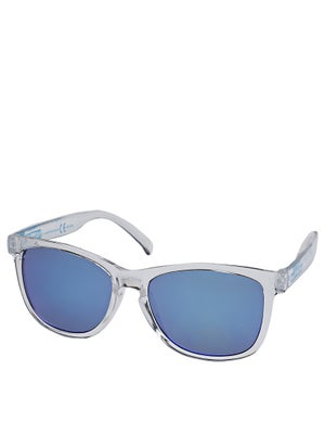 Happy Hour Arctic Breeze Shades  Clear/Blue Mirror