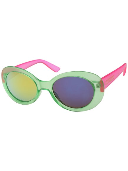 008178349f7 Happy Hour Beach Party Sunglasses Neon