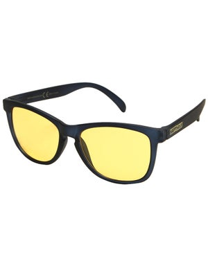 Happy Hour Figgy Eagle Eyes Shades  Navy Frost/Yellow