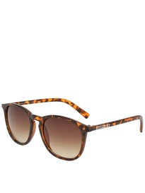 Happy Hour Dickson Flap Jacks Sunglasses Matte Tortoise