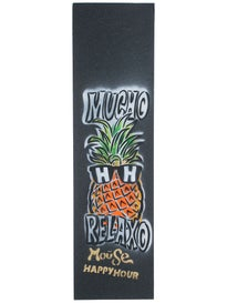 Happy Hour x Mouse Mucho Relaxo Hand Sprayed Griptape