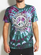 Happy Hour Peace Love and Happy Hour T-Shirt