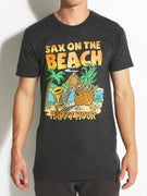 Happy Hour Sax On The Beach T-Shirt