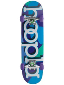 Hoopla Color Camo Complete 7.5 x 28.65