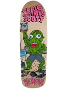 Heroin Craig's Big Board Deck  10.0 x 32.5