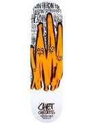 Heroin Childress Ghosts Deck  8.5 x 32.25