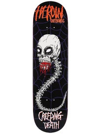 Heroin Creeping Death Deck 8.25 x 32