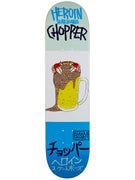 Heroin Chopper Beer Crab Deck  7.75 x 31