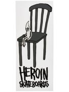 Heroin Chair Sticker