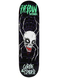 Heroin Curse Of The Spider Deck 8.44 x 32.5
