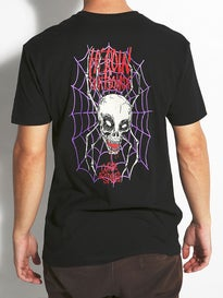 Heroin Curse of the Spider T-Shirt