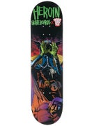 Heroin Dark Judges Fear Deck  8.25 x 32