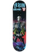 Heroin Dark Judges Mortis Deck  8.38 x 32.25