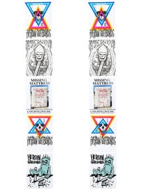 Heroin HO16 Sticker 10 pack