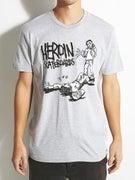 Heroin K.O. T-Shirt