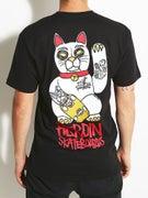 Heroin Lucky Cat T-Shirt