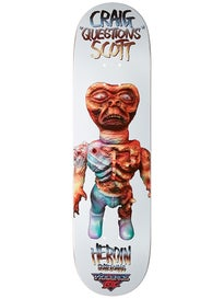 Heroin Questions Violence Toy Deck 8.44 x 32.5