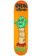 Heroin Rogie Scary Monsters Deck  8.38 x 32.25