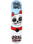 Heroin Shimizu Big Cat Deck  8.25 x 32