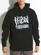 Heroin Script Hoodie