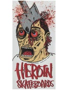 Heroin Shovel Head Sticker