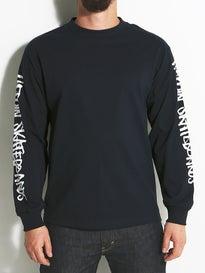 Heroin Script Longsleeve T-Shirt