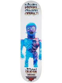 Heroin Shimizu Violence Toy Deck 8.125 x 31.75