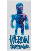 Heroin Violence Toy #1 Sticker